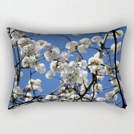 cherry tree Rectangular Pillow
