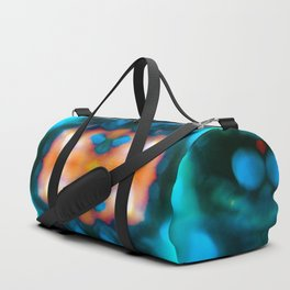 Abstraction float Duffle Bag