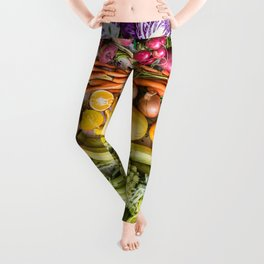 Eat the Rainbow Leggings