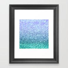 Winter Over Ocean  Framed Art Print