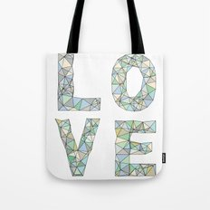 A Four Letter Word Tote Bag