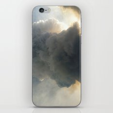 Fire Cloud iPhone & iPod Skin