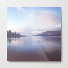 Serenity on the Loch Metal Print