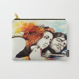 Eternal Sunshine Carry-All Pouch