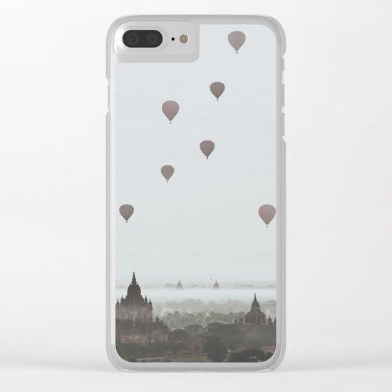 Bagan VI Clear iPhone Case