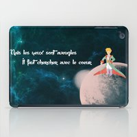 le petit prince iPad Cases featuring Le Petit Prince by SmallWheel
