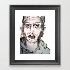Dusty Framed Art Print
