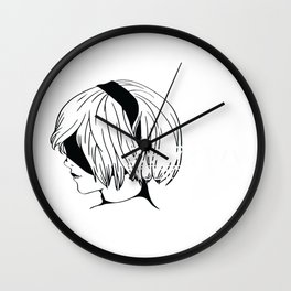 Studio Yorha Wall Clock