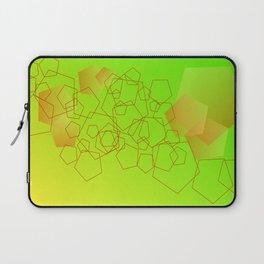 Pentagon explosion Laptop Sleeve