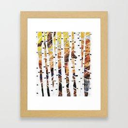 """""""Commune"""" Framed Art Print"""