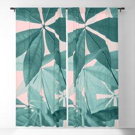 Pachira Aquatica #5 #foliage #decor #art #society6 Blackout Curtain