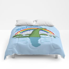 The Lochness Connection Comforters