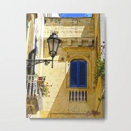 Lecce Metal Print