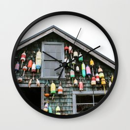 Lobster Shack Wall Clock
