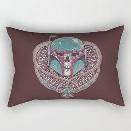 Armored Legacy Rectangular Pillow