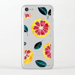 Fruit Crush #society6 #decor #buyart Clear iPhone Case
