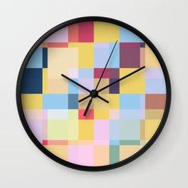 Taimatsumaru Wall Clock
