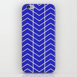 MAYA ((berry blue)) iPhone Skin