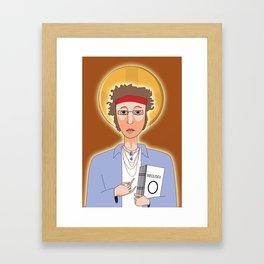 Christian Pantocrator Framed Art Print