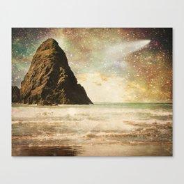 Interstellar Canvas Print