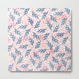 pattern 55 Metal Print