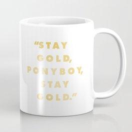Look to the Futura Coffee Mug