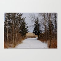 wisconsin Canvas Prints featuring Wisconsin  by CassLynnPhoto