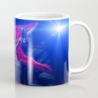 spanish Mugs featuring Spanish Dancer by Sacred Visions