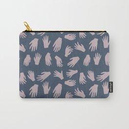Hands Pattern Tasche