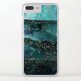 Exploring the Universe 14 Clear iPhone Case