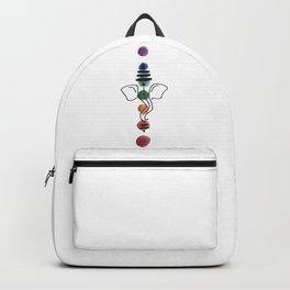 Chakra Ganesha Backpack