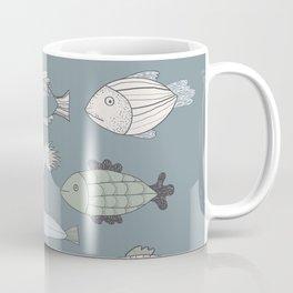 Fishky Coffee Mug