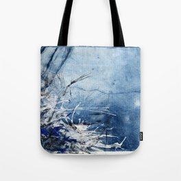 In Stormy Waters Tote Bag