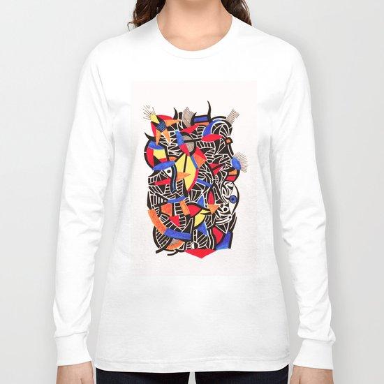 - romantic gate - Long Sleeve T-shirt
