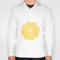 lemon Hoodies featuring Lemon by Make-Ready
