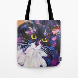 Tux Deluxe Tote Bag