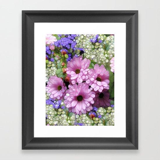 Bloombling Framed Art Print