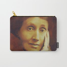 Virginia Woolf, Literary Legend Carry-All Pouch