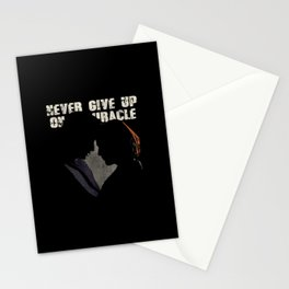 The X-Files - Never Give Up On A Miracle Stationery Cards