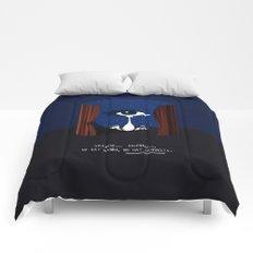 mulholland drive Comforters