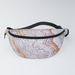 Crazy lace agate Fanny Pack