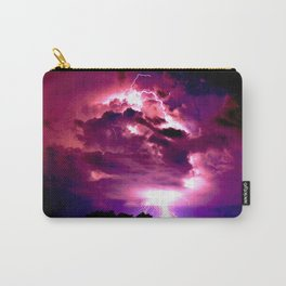 Embrace the Storm Carry-All Pouch