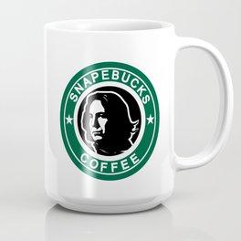 Snapebucks. Frappuccino. Always. Coffee Mug