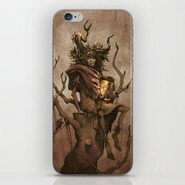 Shaman #1: Firefly iPhone Skin