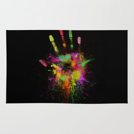 Artist Hand Rug