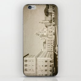 Eternal City (Plaza Venezia) iPhone Skin