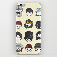 Some More Plushie Richies iPhone & iPod Skin