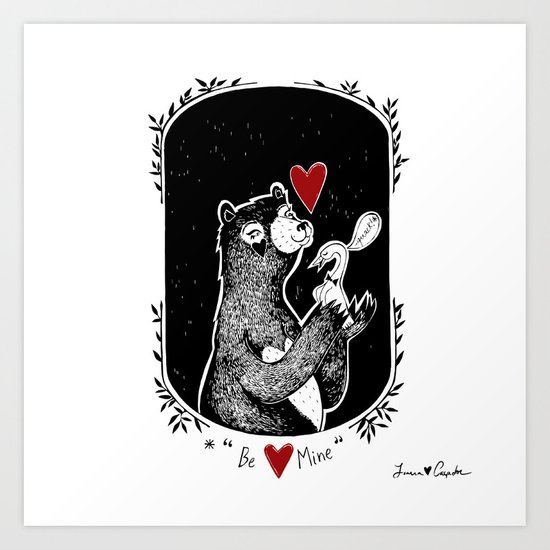 """Platonic Love"" Art Print"