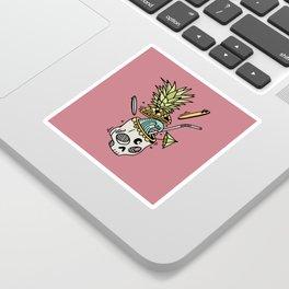 PinaSkullada | Color Sticker