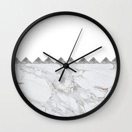 Adoring Grey Wall Clock